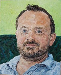 Portrait of Roderick Brenninkmeijer