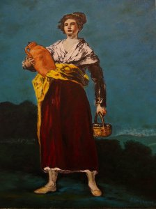 Goya repainted