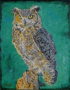 The Eagle Owl